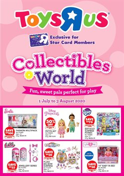 Kids, Toys & Babies offers in the Toys R Us catalogue in Melaka ( 24 days left )