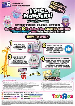 Toys R Us catalogue ( 9 days left )