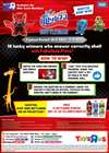 Kids, Toys & Babies offers in the Toys R Us catalogue in Kota Kinabalu ( Expires tomorrow )