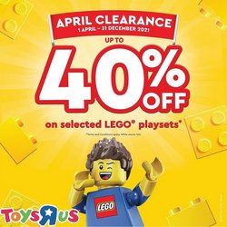 Kids, Toys & Babies offers in Toys R Us catalogue ( More than a month)