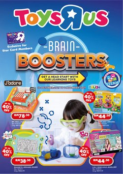 Kids, Toys & Babies offers in Toys R Us catalogue ( 16 days left)