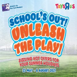 Kids, Toys & Babies offers in Toys R Us catalogue ( 10 days left)