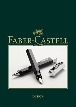 Faber Castell catalogue ( More than a month )
