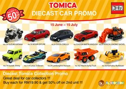 Kids, Toys & Babies offers in the XL-Shop catalogue in Klang ( Expires tomorrow )