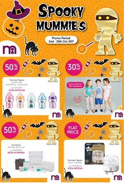 Offers from Mothercare in the Petaling Jaya leaflet