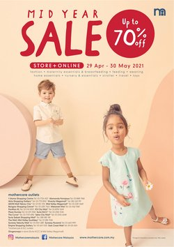 Mothercare catalogue ( 20 days left)
