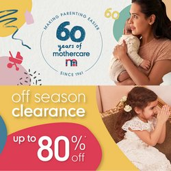Kids, Toys & Babies offers in Mothercare catalogue ( 11 days left)