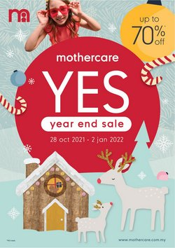 Mothercare offers in Mothercare catalogue ( 1 day ago)