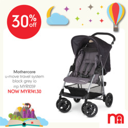 Offers from Mothercare in the Kuala Lumpur leaflet