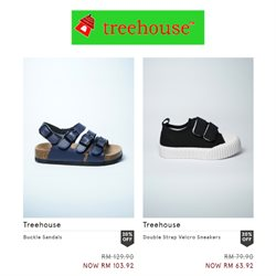 Treehouse offers in Treehouse catalogue ( 13 days left)