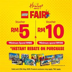 Hamleys catalogue in Shah Alam ( 2 days left )