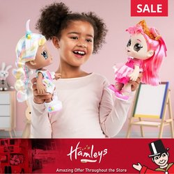 Kids, Toys & Babies offers in Hamleys catalogue ( 2 days left)