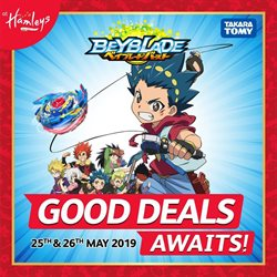 Kids, Toys & Babies offers in the Hamleys catalogue in Kuala Lumpur