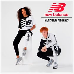 New Balance offers in New Balance catalogue ( More than a month)