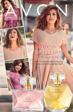 Perfume & Beauty offers in the Avon catalogue in Ipoh