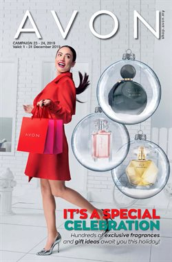 Perfume & Beauty offers in the Avon catalogue in Sunway-Subang Jaya