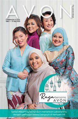 Avon catalogue in Klang ( 24 days left )