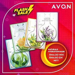 Perfume & Beauty offers in Avon catalogue ( Expires today)