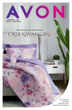 Avon offers in Avon catalogue ( Expired)