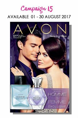 Offers from Avon in the Klia leaflet