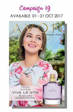Perfume & Beauty offers in the Avon catalogue in Kuala Lumpur