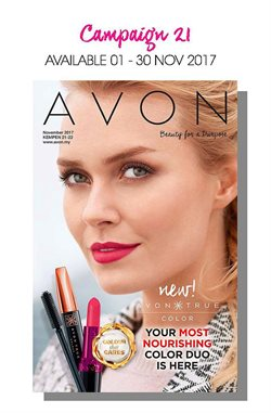 Offers from Avon in the Kuala Lumpur leaflet
