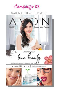 Offers from Avon in the Petaling Jaya leaflet