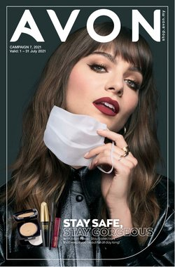 Perfume & Beauty offers in Avon catalogue ( 5 days left)