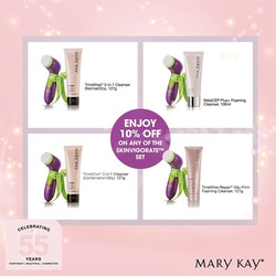 Offers from Mary Kay in the Kuala Lumpur leaflet