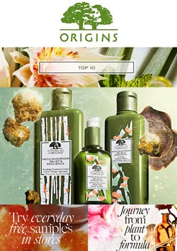 Origins catalogue in Penang ( 6 days left )