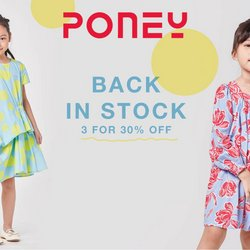 Kids, Toys & Babies offers in Poney catalogue ( Published today)
