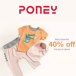 Kids, Toys & Babies offers in Poney catalogue ( 10 days left)