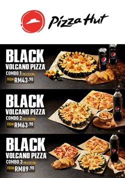 Offers from Pizza Hut in the Penang leaflet