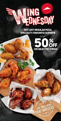 Pizza Hut offers in Pizza Hut catalogue ( 5 days left)