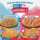 Domino's Pizza catalogue in Melaka ( Expired )