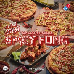 Domino's Pizza catalogue ( 13 days left)