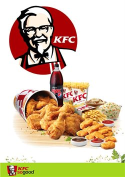 Restaurants offers in the KFC catalogue in Penang