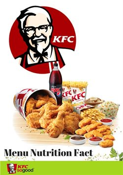 Restaurants offers in the KFC catalogue in Seremban