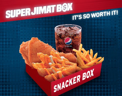 Offers from KFC in the Klang leaflet