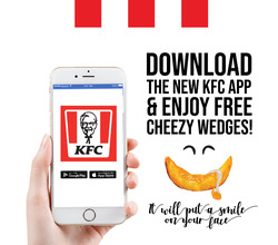 Offers from KFC in the Kuala Lumpur leaflet