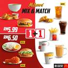 McDonald's catalogue in Kajang-Bangi ( Expired )