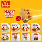 Restaurants offers in the McDonald's catalogue in Shah Alam ( 3 days left )