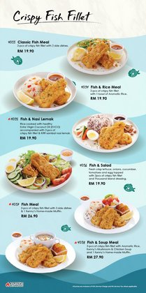 Restaurants offers in Kenny Rogers Roaster catalogue ( 2 days left)