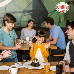Chili's catalogue ( More than a month)