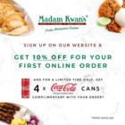 Madam Kwan's coupon in Sunway-Subang Jaya ( Expires today )