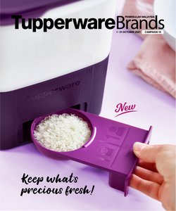 Tupperware offers in Tupperware catalogue ( 9 days left)