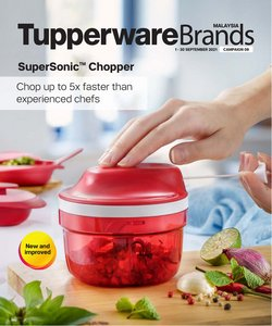 Tupperware offers in Tupperware catalogue ( 6 days left)