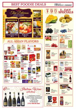 Department Stores offers in the Isetan catalogue in Kuala Lumpur