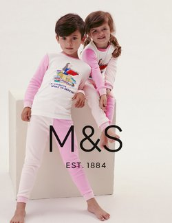 Marks & Spencer offers in Marks & Spencer catalogue ( More than a month)