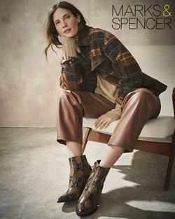 Marks & Spencer catalogue ( More than a month )